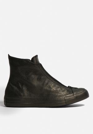 Converse Chuck Taylor All Star Hi Sneakers Black / Gold