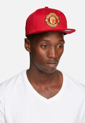 New Era 950 Basic Man Utd Headwear Red