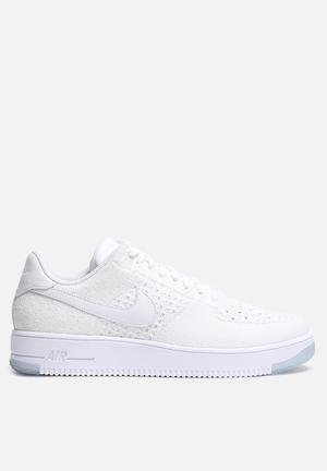 Nike Air Force 1 Ultra Flyknit Low Sneakers White / White Ice