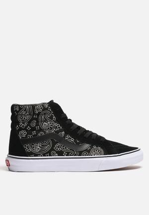Vans SK8-Hi Reissue Sneakers Black / True White