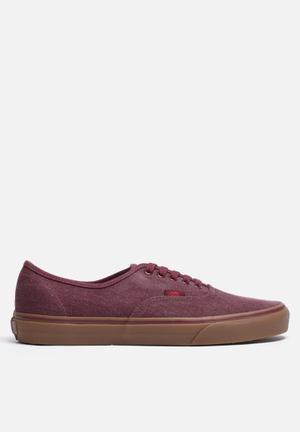 Vans Authentic Sneakers Port Royale / Gum