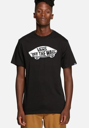 Vans Vans OTW Tee T-Shirts & Vests Black