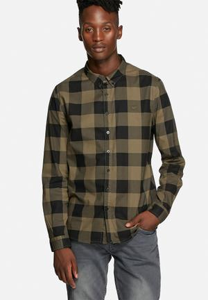 Sergeant Pepper Checked Shirt Fatique