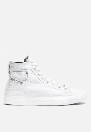 Diesel  Exposure I Sneakers White
