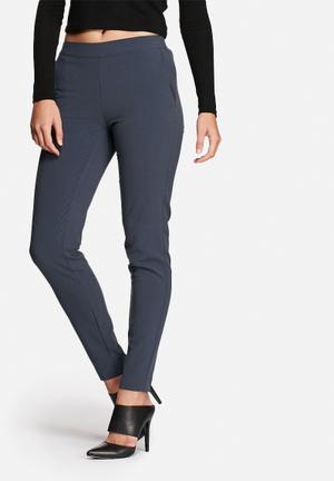 Vero Moda Roxy Pocket Pants Trousers Navy