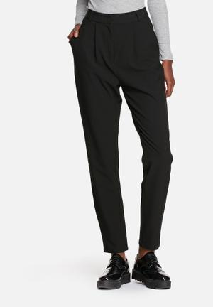 Pieces Paula Pants Trousers Black