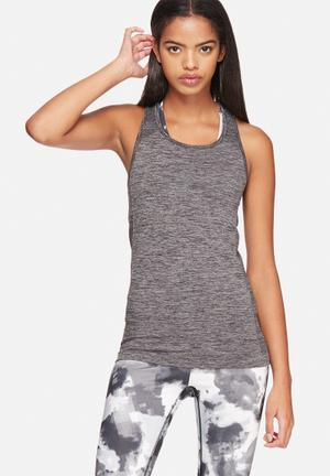ONLY Play Jacquelyn Seamless Training Top T-Shirts Grey Melange