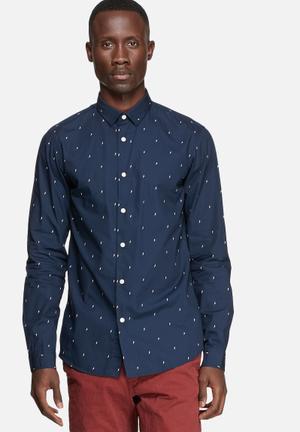 Jack & Jones CORE Dean Shirt Navy Blazer