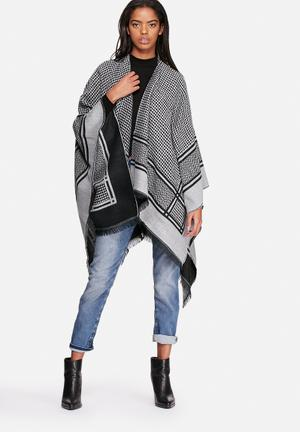 Salome Weaved Cape