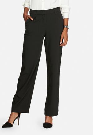 Vero Moda Dorine Pants Trousers Black