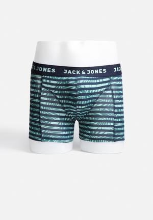 Jack & Jones Footwear & Accessories Fence Flow Trunks Underwear Wasabi