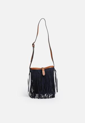 Vero Moda Kala Cross Over Bag Black Iris