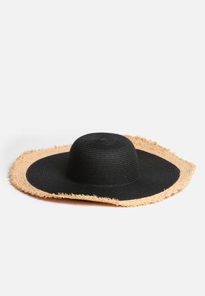 Vero Moda Tine Hat Headwear Black