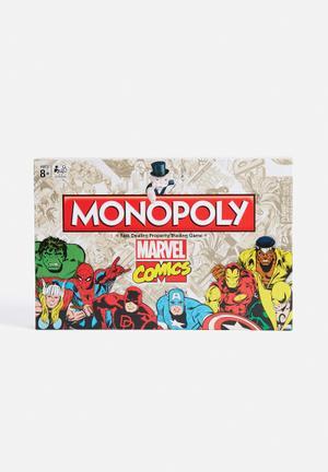Epic Games Entertainment Monopoly Games & Puzzles