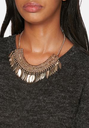 Vero Moda Maja Necklace Jewellery GOld