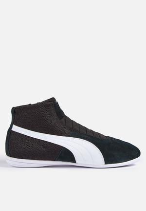PUMA Eskiva Mid Sneakers Black / White