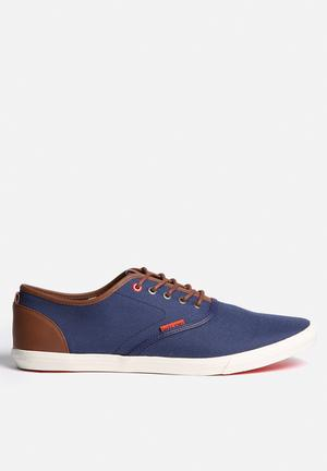 Jack & Jones Footwear & Accessories Spider Sneaker Deep Cobal