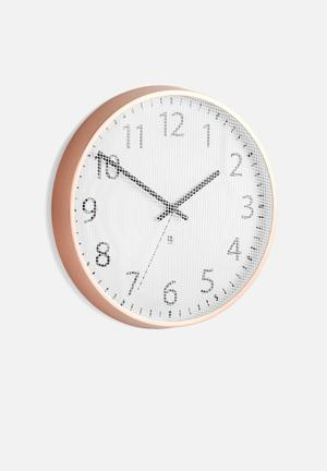 Umbra Perftime Clock Accessories Metal