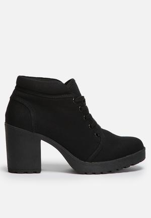 ONLY Bridget Bootie Black