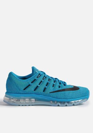 Nike Air Max 2016 Sneakers Blue Lagoon / Black
