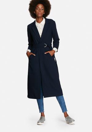 ONLY Dannie Coat Dark Navy