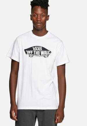 Vans Vans OTW T-Shirts & Vests White
