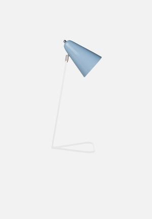 Illumina Mink Table Lamp Lighting Blue