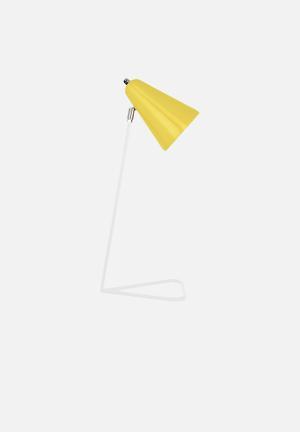 Illumina Mink Table Lamp Lighting Yellow