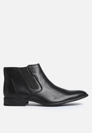 Gino Paoli Chelsea Boot Black