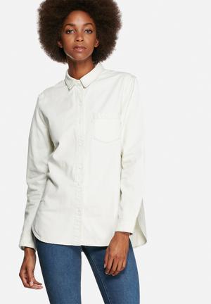 Levi's® Workwear 1 Pocket Shirts Cream