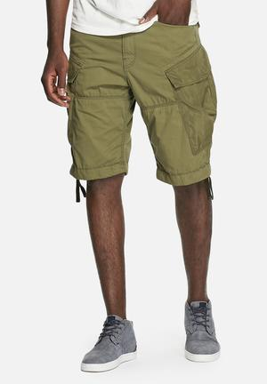G-Star RAW Rovic Shorts Khaki
