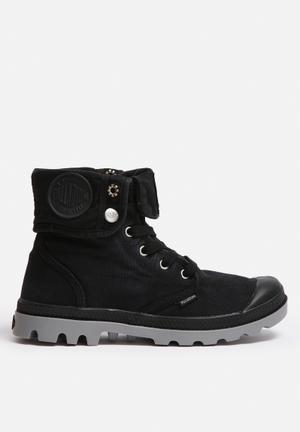 Palladium Baggy Hi Boots Black