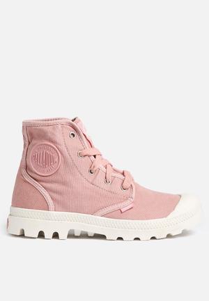 Palladium Pampa Hi Boots Pink