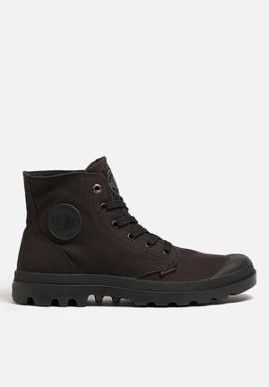 Palladium Mono Chrome Boots Black