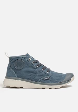 Palladium Pallaville Hi Boots Blue