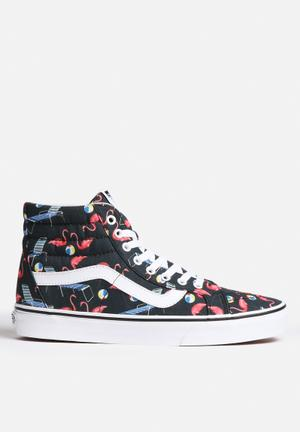 Vans Sk8-Hi Reissue Sneakers Black / True  White