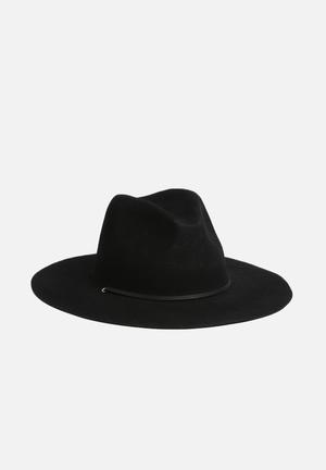 Brixton Mayfield Headwear Black