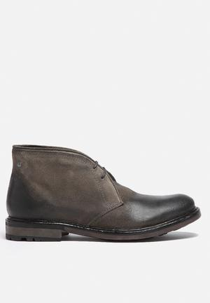 Base London Carbon Boots Grey