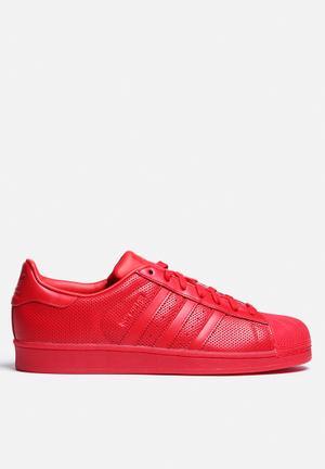 Adidas Originals Superstar ADICOLOR Sneakers Red