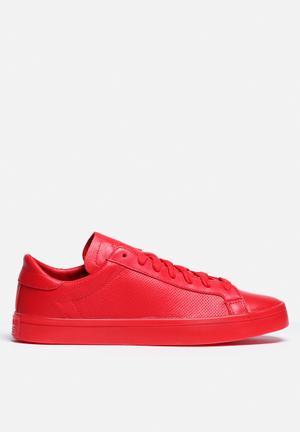 Adidas Originals Court Vantage ADICOLOR Sneakers Red