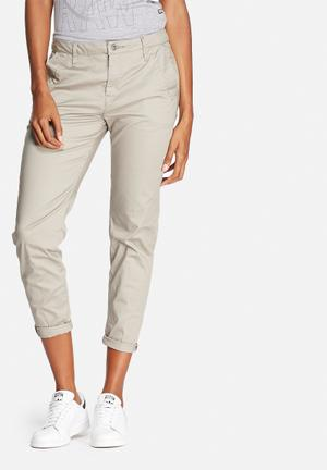 G-Star RAW Bronson Mid Skinny Chino Jeans Beige