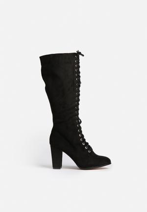 Zoom Alannah Boots Black