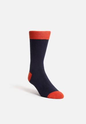 Jack & Jones Footwear & Accessories Boso Socks Navy Blazer