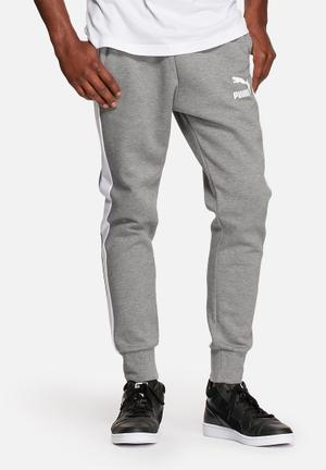 PUMA Archive T7 Track Pants Sweatpants & Shorts Grey
