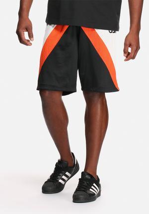 Adidas Originals Basketball Shorts Black