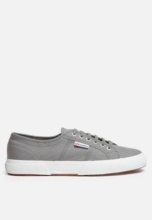 SUPERGA 2750 Cotu Classic Canvas Sneakers Grey Sage