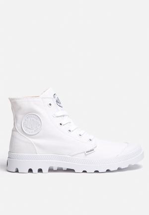 Palladium Blanc Hi Boots White
