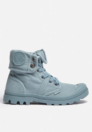 Palladium Pallabrouse Baggy Boots Blue