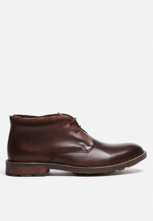 Watson Shoes Midnight Boots Brown