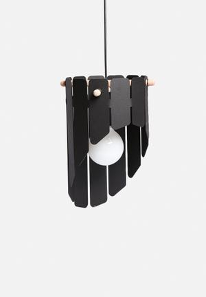 Emerging Creatives The Dock Pendant Lighting Mild Steel, Powder Coated